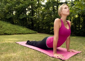 Improving flexability relieves tension and painful, tight muscles